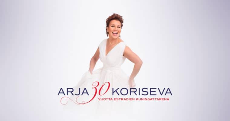Arja Koriseva - 30 vuotta estradien kuningattarena