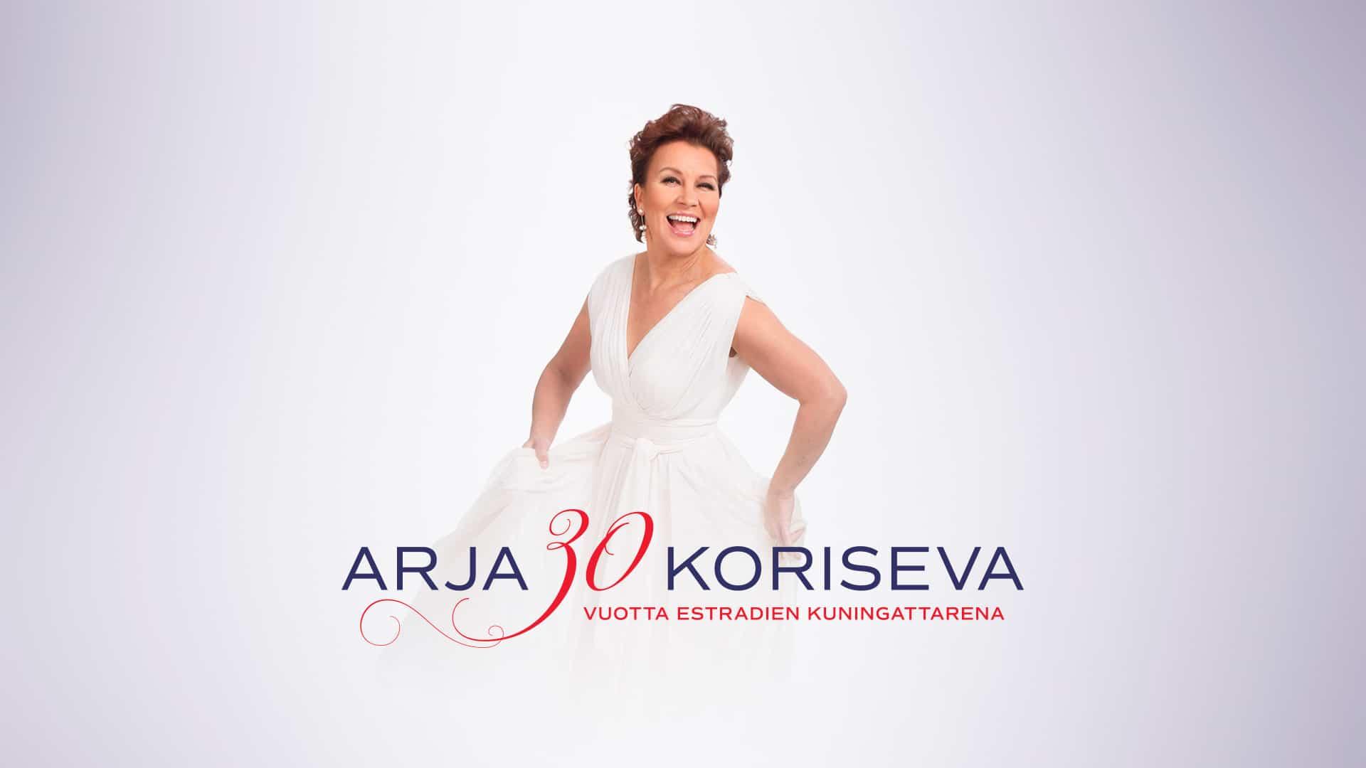 Arja Koriseva 30 vuotta estradien kuningattarena