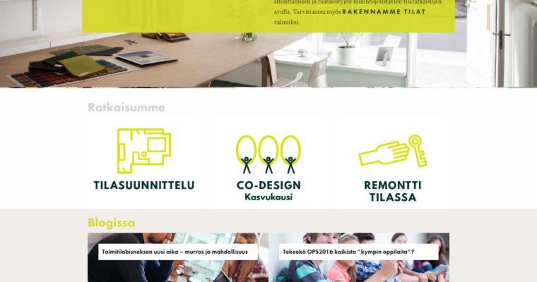 Tilassa.fi ja Tilassatools.com